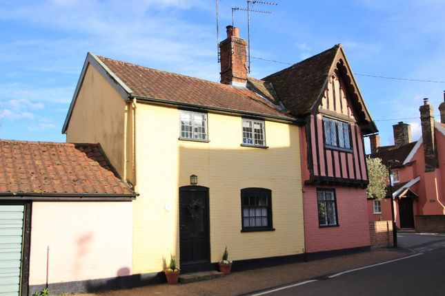 Thumbnail Cottage for sale in Woolpit, Bury St Edmunds, Suffolk