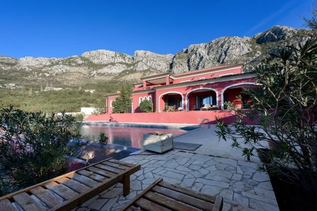 Thumbnail Property for sale in Stunning Villa, Blizikuce, Budva Riviera, Montenegro