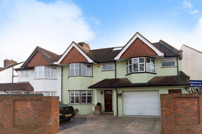 Thumbnail Property to rent in Argyle Avenue, Hounslow