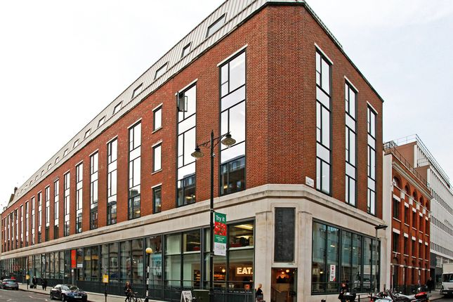 Clerkenwell Commercial Properties To Let