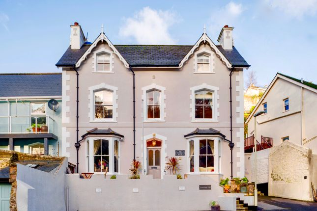 Thumbnail Town house for sale in Vicarage Hill, Dartmouth