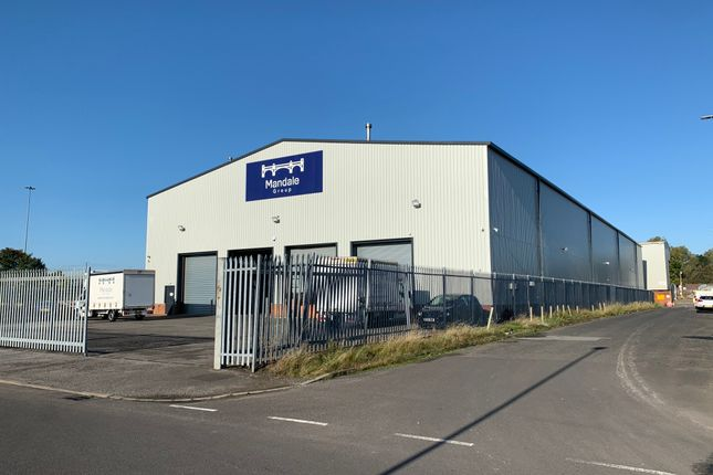 Thumbnail Warehouse to let in Cannon Street, Middlesbrough