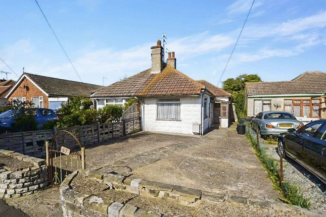 Thumbnail Semi-detached bungalow for sale in The Avenue, Clacton-On-Sea