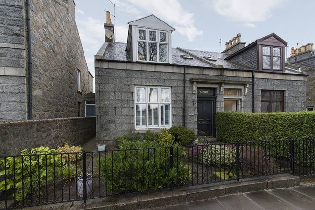 Semi-detached house for sale in Mid Stocket Road, Aberdeen