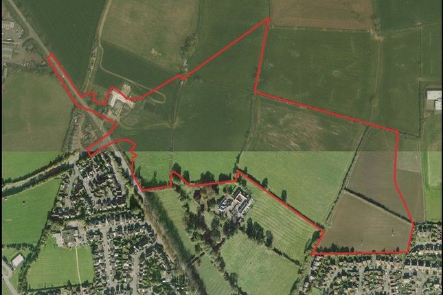 Thumbnail Land for sale in Nottingham Road, Melton Mowbray, Leicestershire