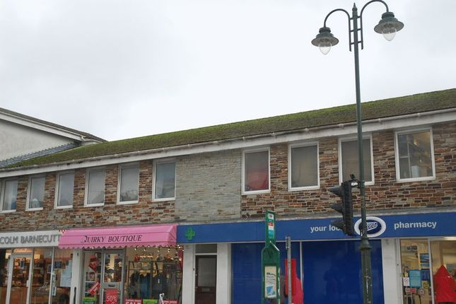 Thumbnail Flat to rent in The Platt, Wadebridge