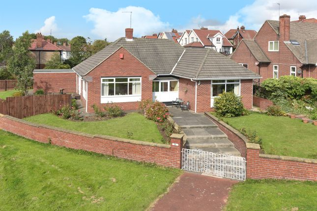 Thumbnail Bungalow for sale in Thornholme Road, Thornhill, Sunderland