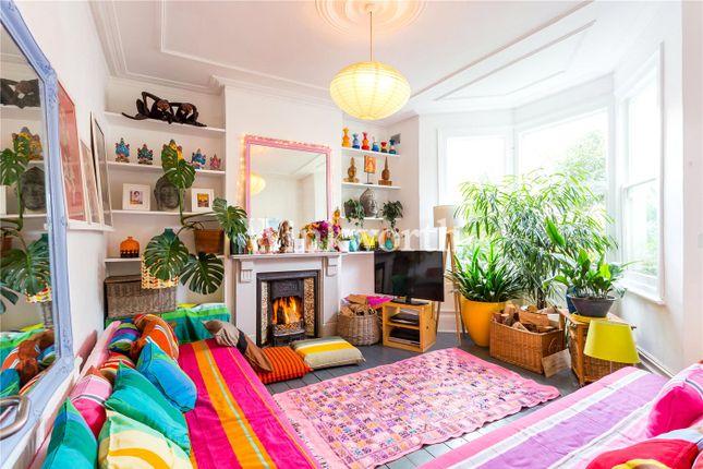 3 bed terraced house for sale in Raleigh Road, Harringay N8