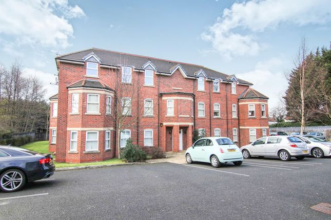 Thumbnail Flat for sale in The Ridings, Prenton