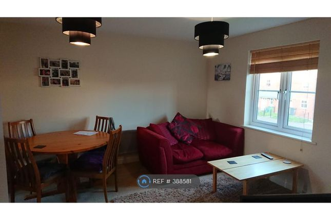 Thumbnail Flat to rent in Kingsway, Gloucester