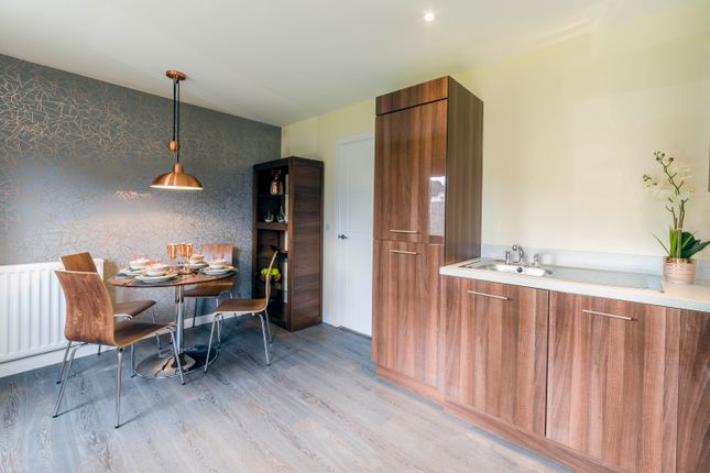 Thumbnail End terrace house for sale in Kestrel Way, Muirton