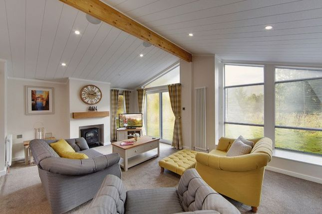 Thumbnail Property for sale in Fallbarrow Holiday Park, Rayrigg Road, Windermere