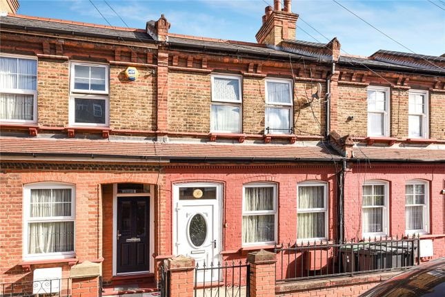 Thumbnail Terraced house for sale in Westbeech Road, Wood Green, London