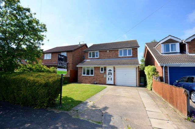 Thumbnail Detached house to rent in Woodhall Drive, Waltham, Grimsby