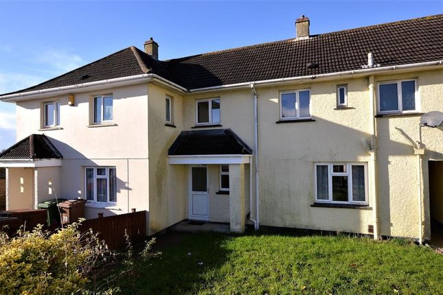 Thumbnail Terraced house for sale in Roberts Road, Plymouth, Devon