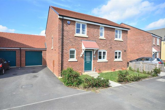 Thumbnail Detached house for sale in Martyn Close, Brockworth, Gloucester