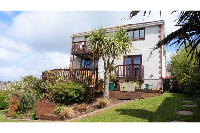 Thumbnail Detached house for sale in Greenbank, Polruan-By-Fowey