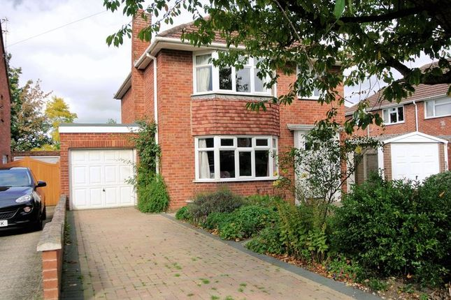 Thumbnail Detached house for sale in Lambourn Close, Longlevens, Gloucester