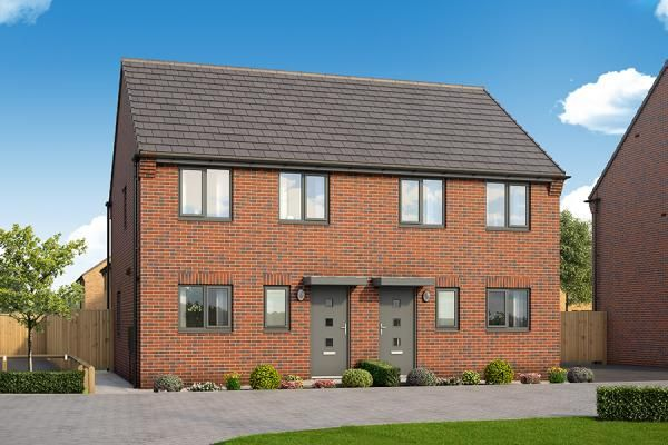 "Thumbnail Property for sale in ""The Kendal At Alexandra Gardens"" at Southcoates Lane, Hull"