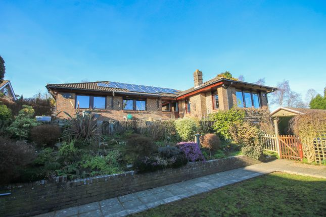 Thumbnail Detached bungalow for sale in Nursery Lane, Nutley, Uckfield