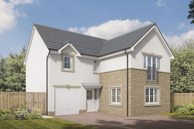 Thumbnail Detached house for sale in Off Boghall Road, Carluke