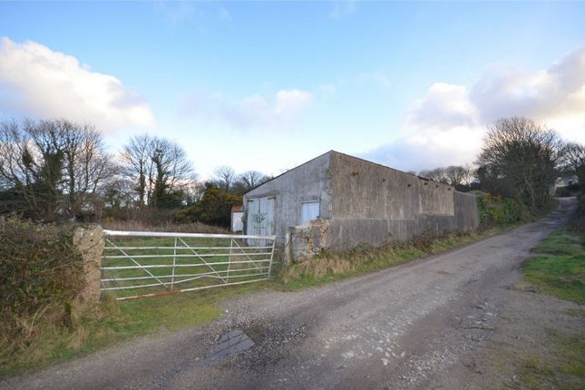 Thumbnail Land for sale in Little Carharrack, Carharrack, Redruth, Cornwall