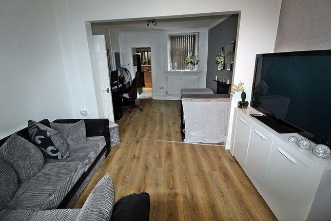 Lounge/Diner of Penrhys Road, Tylorstown, Ferndale, Rhondda, Cynon, Taff. CF43