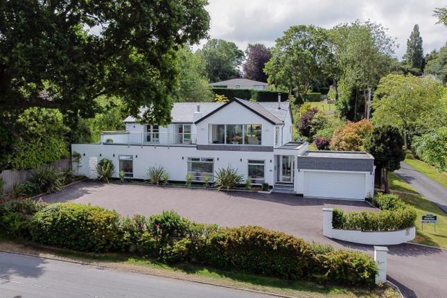 Thumbnail Detached house for sale in Camp Road, Charlton Kings, Cheltenham, Gloucestershire
