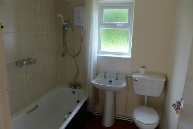 Bathroom of Llandovery SA20