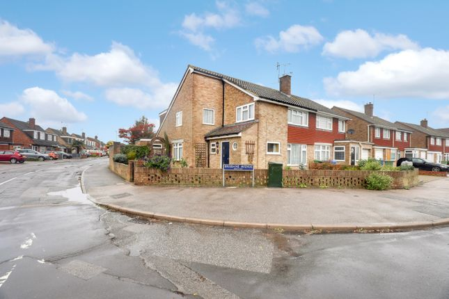 Thumbnail Semi-detached house for sale in Adelaide Drive, Sittingbourne