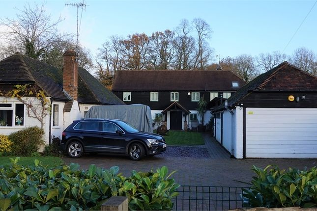 Semi-detached house for sale in Broadbridge Lane, Smallfield, Surrey