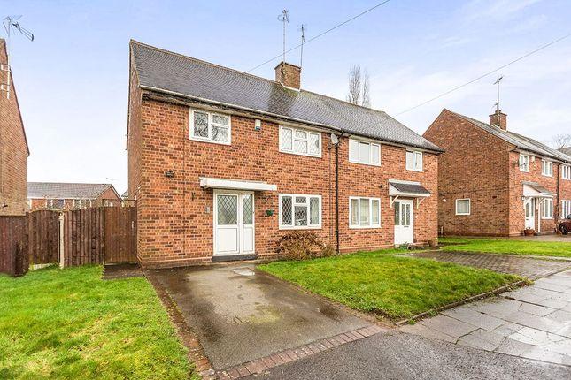 Thumbnail Semi-detached house to rent in Rushmead Grove, Rubery, Rednal, Birmingham