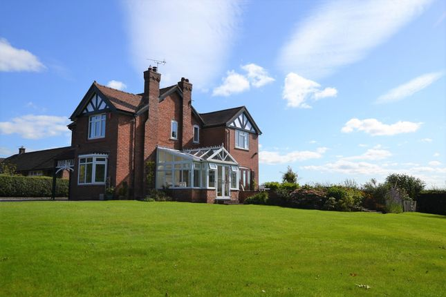 Thumbnail Detached house for sale in Byley Lane, Byley, Middlewich