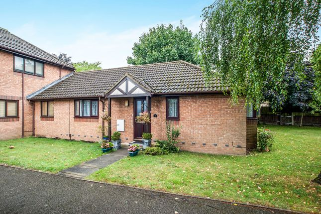 Thumbnail Terraced bungalow for sale in Stewart Close, Abbots Langley