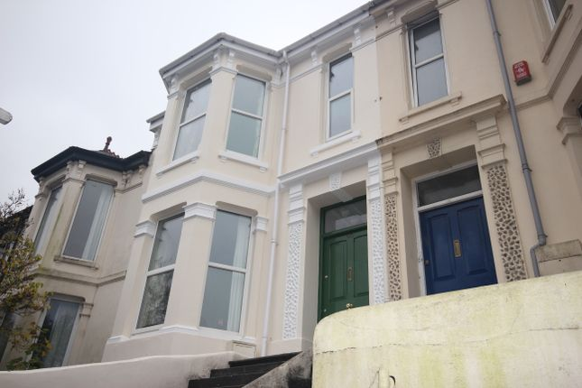 Thumbnail Terraced house to rent in Alexandra Road, Mutley, Plymouth