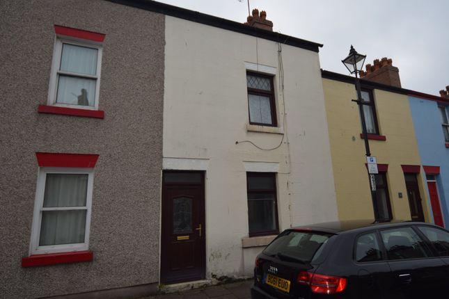 Front of Duncan Street, Barrow-In-Furness LA14