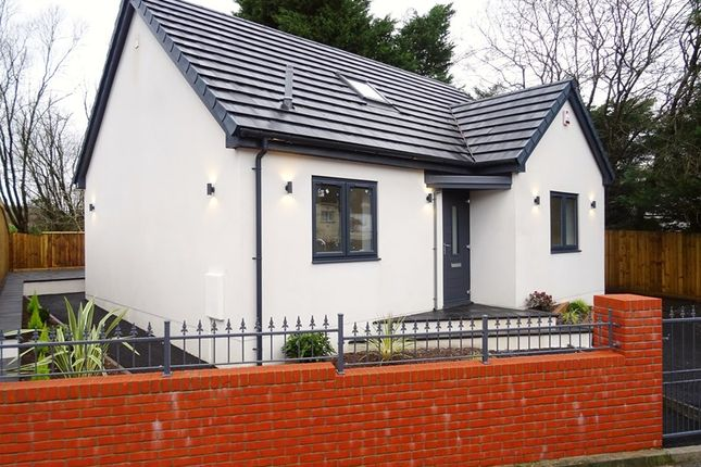 Thumbnail Detached bungalow for sale in Laburnum Terrace, Troedyrhiw, Merthyr Tydfil