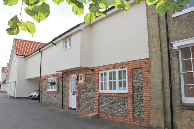 Thumbnail Mews house to rent in Old Bank Mews, Wrentham, Beccles