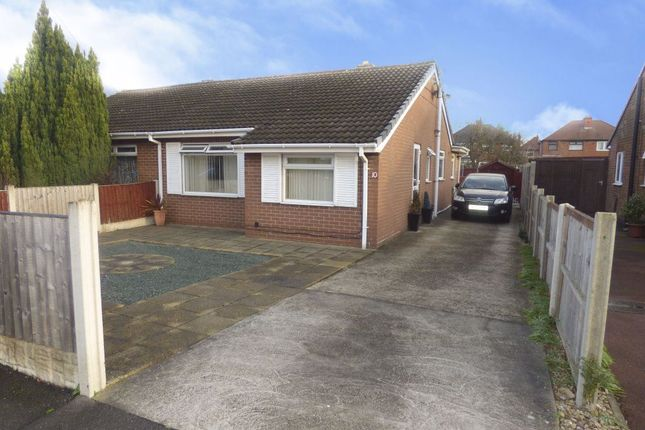 Thumbnail Bungalow to rent in Glenfield Road, Long Eaton