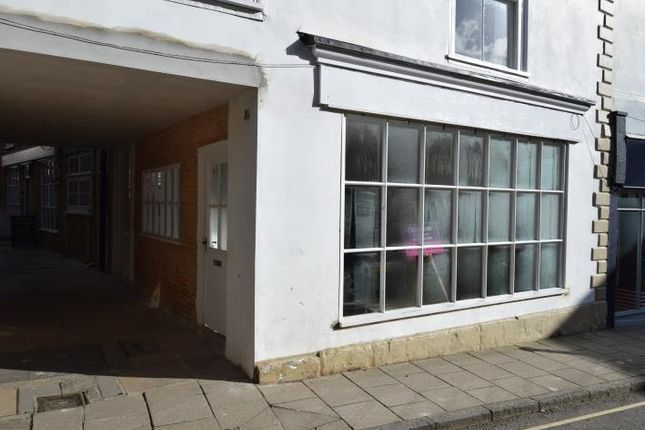 Thumbnail Retail premises to let in 51A, Cheap Street, Sherborne