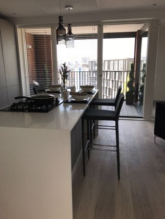 Thumbnail Flat to rent in Barking Road, Canning Town