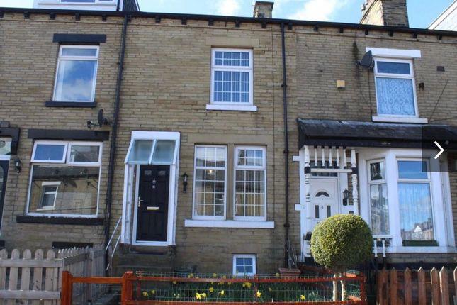 Thumbnail End terrace house to rent in Hartington Terrace, Great Horton, Bradford