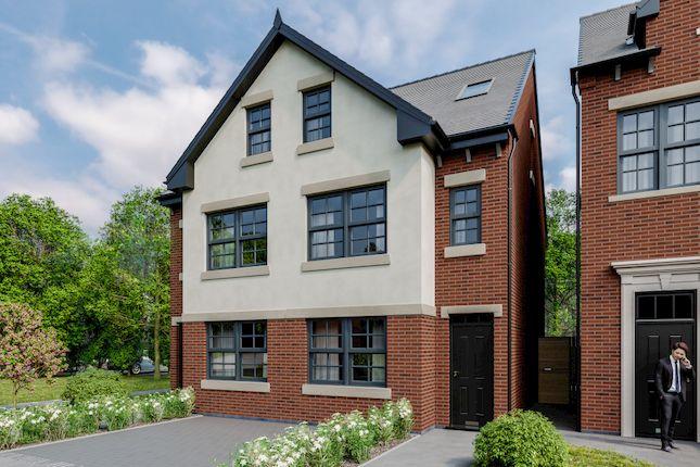 Thumbnail Semi-detached house for sale in Plot 2, Birkdale Place, 44 Warren Court