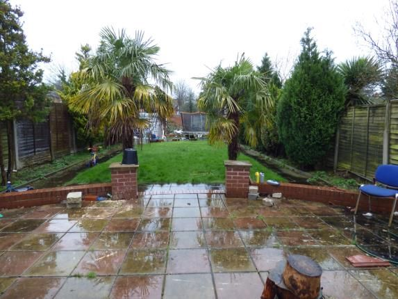 Rear Garden of The Avenue, Acocks Green, Birmingham, West Midlands B27