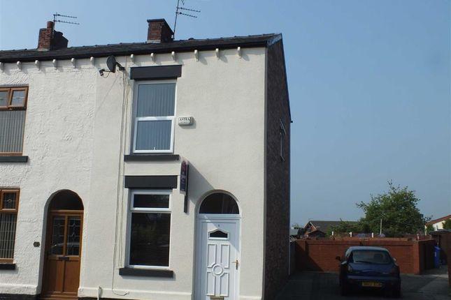 End terrace house for sale in Adamson Street, Dukinfield