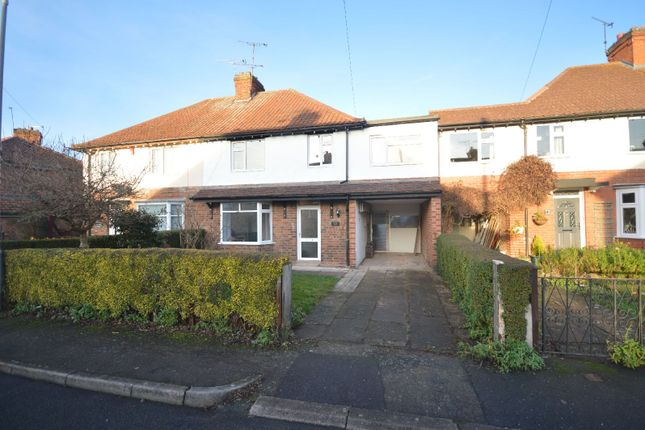 4 bed semi-detached house for sale in Southfields Avenue, Oadby, Leicester