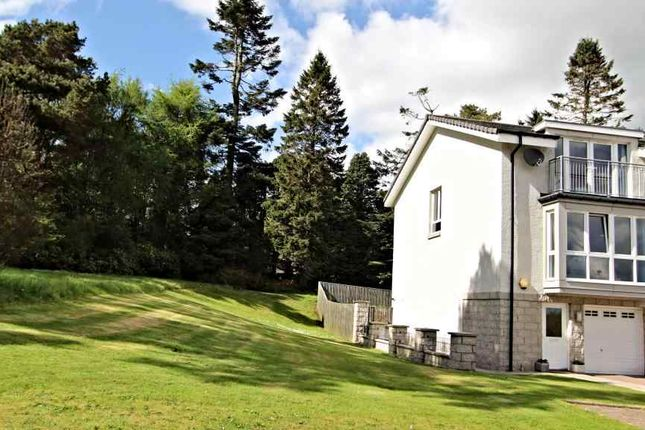 Thumbnail Town house for sale in Woodlands Terrace, Cults, Aberdeen