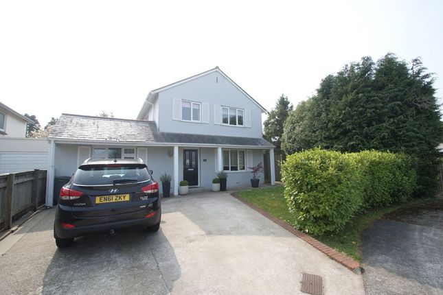 Thumbnail Detached house for sale in Warborough Road, Churston Ferrers, Brixham