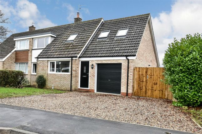 Thumbnail Detached house for sale in Ryecroft Avenue, Woodthorpe, York