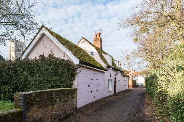 Thumbnail Cottage for sale in Royal Square, Dedham, Colchester